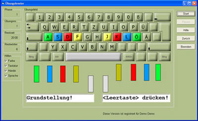 tastaturtraining